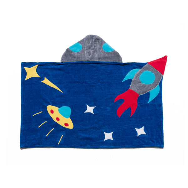 Space Hero Towel