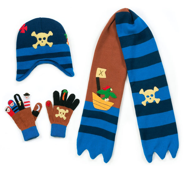 Pirate Knitwear Set