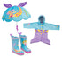 Mermaid Rainwear Set
