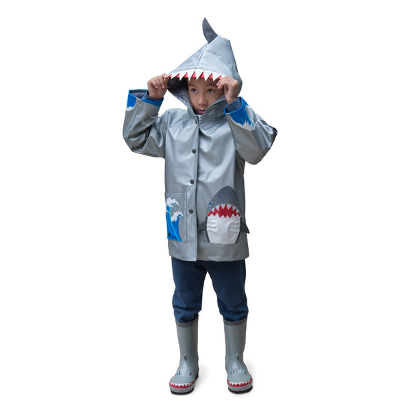 Shark Raincoat