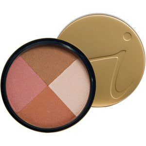 Quad Bronzer Sunbeam - Jane Iredale