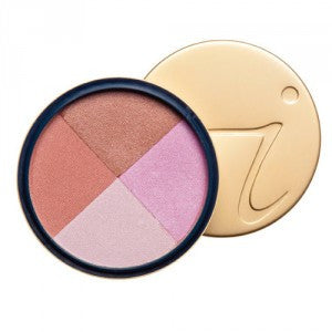 Quad Bronzer Rose Dawn - Jane Iredale