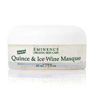 Quince & Ice Wine Masque