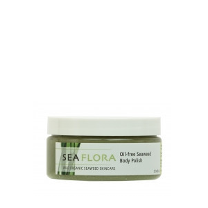 Oil-Free Seaweed Body Polish - Seaflora