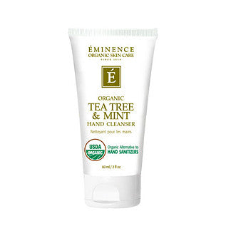 Eminence Tea Tree and Mint Hand Cleanser