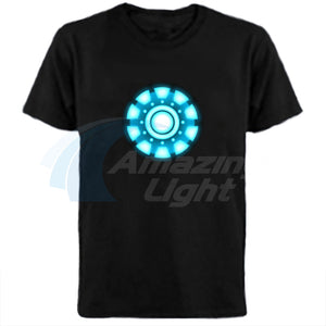 Disco Sound Activated LED T-Shirt