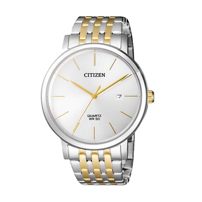 Citizen Quartz BI5074-56A 40 mm Herenhorloge