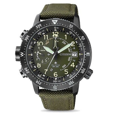 Citizen Promaster Land Altichron BN4045-12X 46,5 mm Herenhorloge