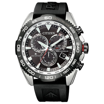 Citizen Promaster Land Eco Drive CB5036-10X 44 mm Herenhorloge