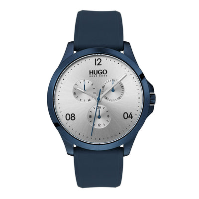 Hugo HU1530037 #RISK herenhorloge