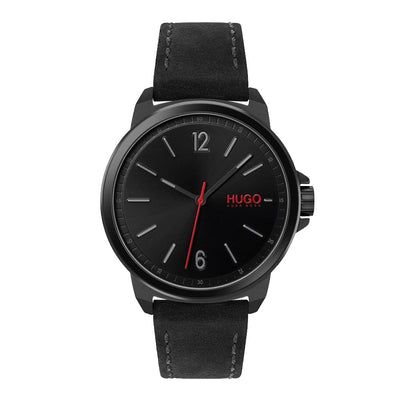 Hugo #LEAD HU1530067 Herenhorloge