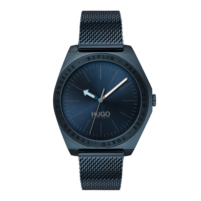 Hugo HU1530109 #Act Heren horloge