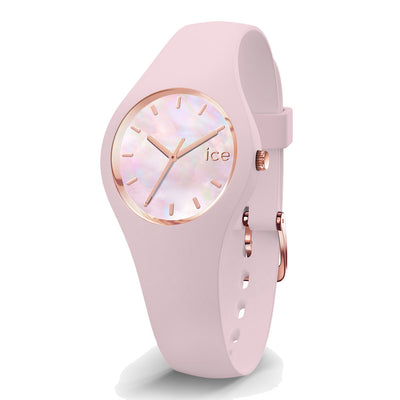 Ice-Watch IW016933 ICE Pearl Pink Extra Small Dames horloge
