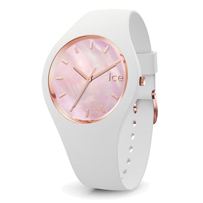 Ice-Watch IW016939 Ice Pearl White Small Dames horloge