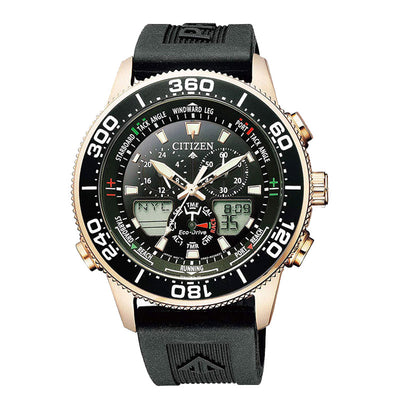 Citizen Promaster Marine Yacht JR4063-12E 43 mm Herenhorloge