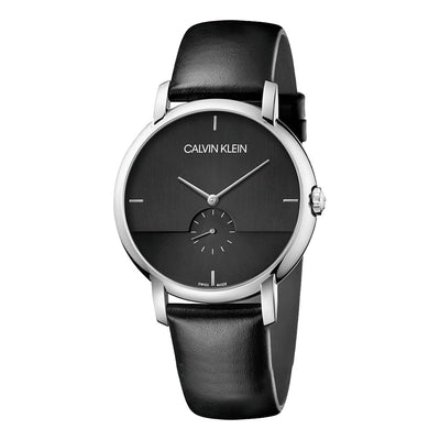 Calvin Klein K9H2X1C1 Established Heren horloge