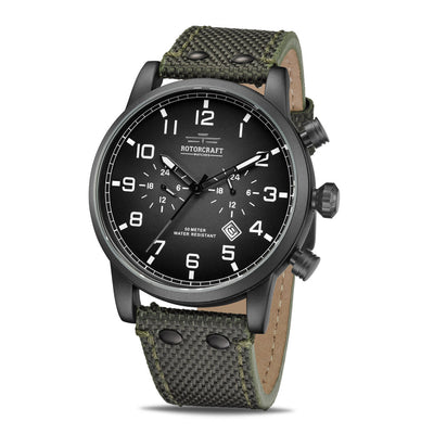 Rotorcraft RC1301 Base Heren horloge
