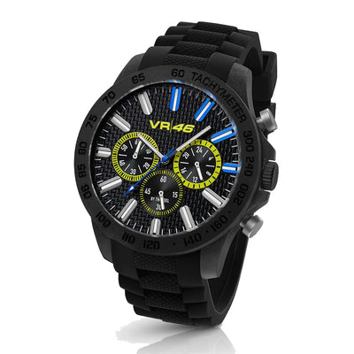 TW Steel VR 46 VR114 45 mm Herenhorloge