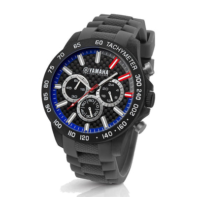 TW Steel Yamaha Factory Racing Y114 45 mm Herenhorloge