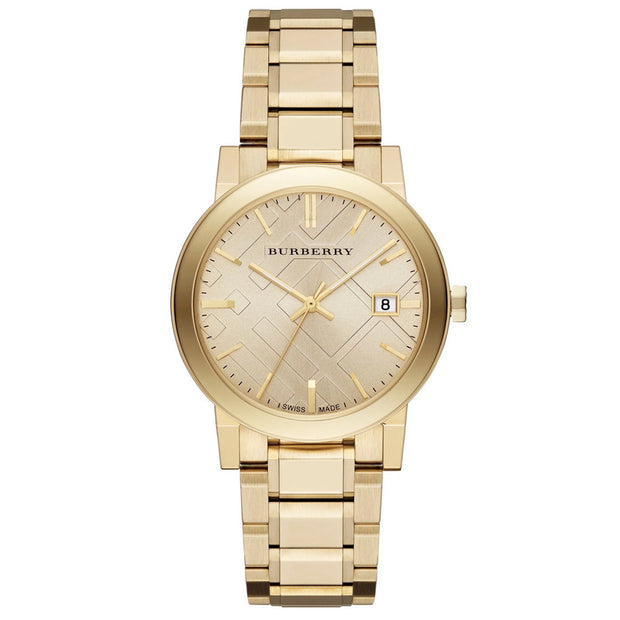 Burberry BU9033 The City Dames horloge