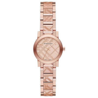 Burberry BU9235 The City Dames horloge