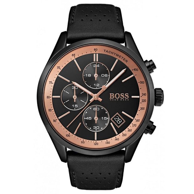 Hugo Boss HB1513550 Grand Prix herenhorloge