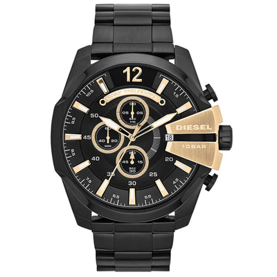 Diesel DZ4338 Mega Chief herenhorloge