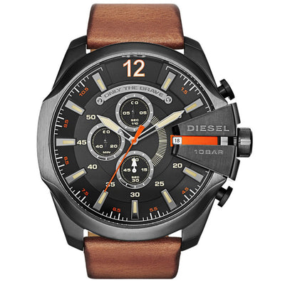 Diesel DZ4343 Mega Chief herenhorloge