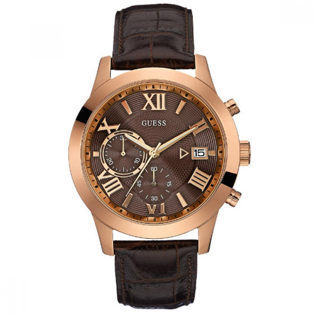 Guess W669G1 Atlas herenhorloge