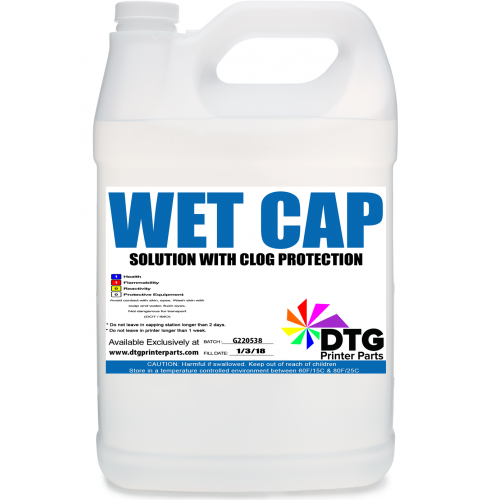 Importance of a Wet Cap System