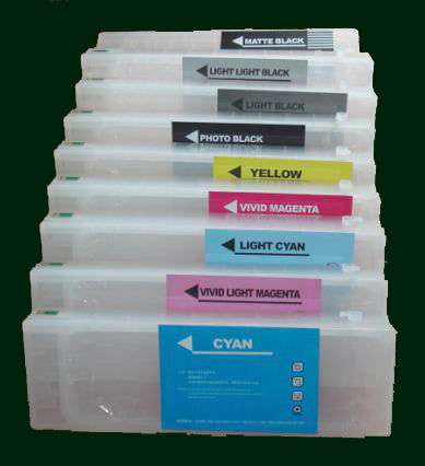 Epson Compatible Refillable 7890/9890 Cartridge Set