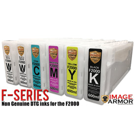 Image Armor F Series 600mL Ink Cartridges (F2000/F2100 Compatible)
