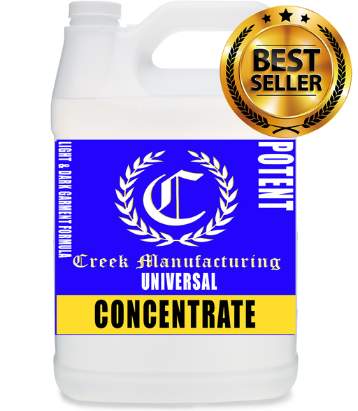 Creek Manufacturing Generation 2 POTENT UNIVERSAL (CONCENTRATE) Pretreat For ALL DTG'S/ALL COLORS