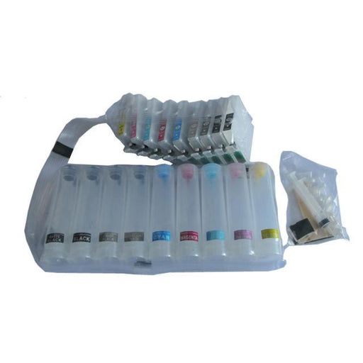 Epson P600 Ink Cartridges and Lines (CISS)