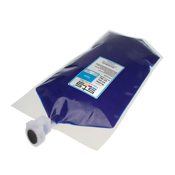 Replacement Bag for Brother GT-5 and GT-7 DTG 500 mL GC-50C50