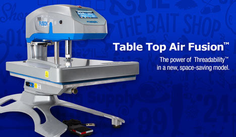 Stahls Hotronix® Air Fusion™ Heat Press Table Top
