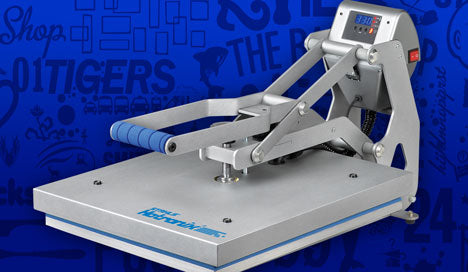 "Stahls Hotronix® Auto Open Clam Heat Press 16"" X 16"""