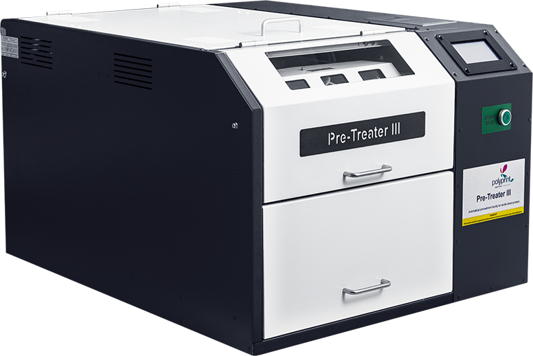 Pretreater IV / 4- The ultimate DTG pretreatment solution