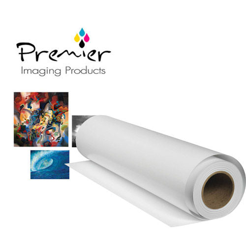 "Premier Generations 13"" X 10"" Photo Bright Satin Canvas Paper Roll"