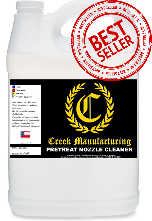 Creek Manufacturing CONCENTRATED Pretreat Nozzle Cleaner