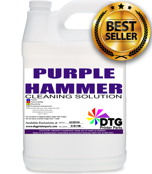 Purple Hammer Printerhead Printhead Aggressive Cleaning Solution