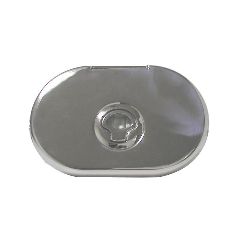 Hot & Cold Stainless Steel Shower