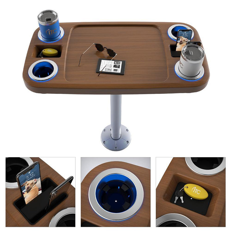 Cinnamon - Battery Powered LED Table Systems