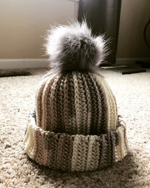Winter Crocheting