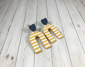 Nautical Earrings - Large Arches