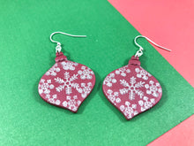 Load image into Gallery viewer, Holiday Ornament Earrings
