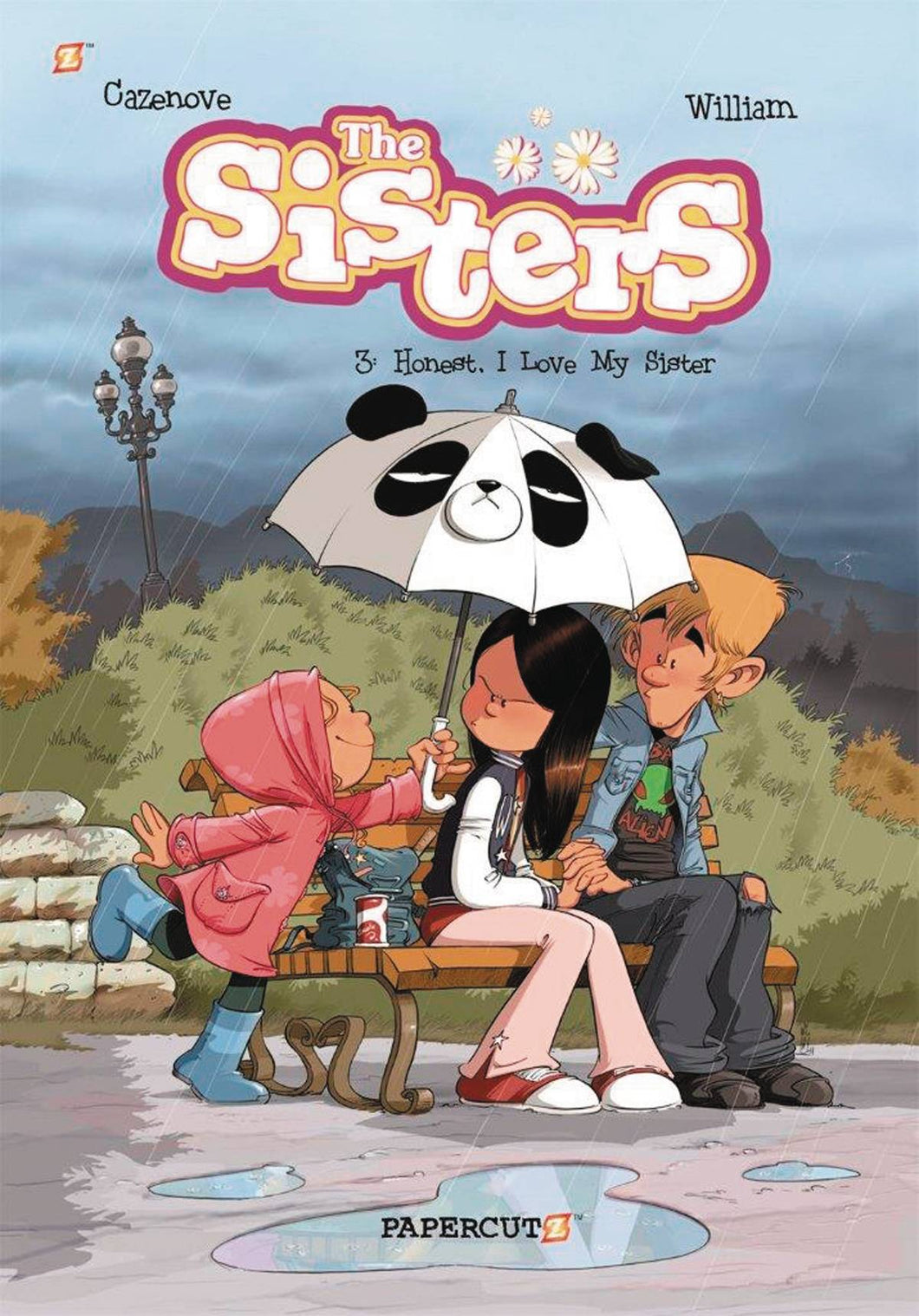 THE SISTERS: HONESTLY, I LOVE MY SISTER VOL 03 TPB