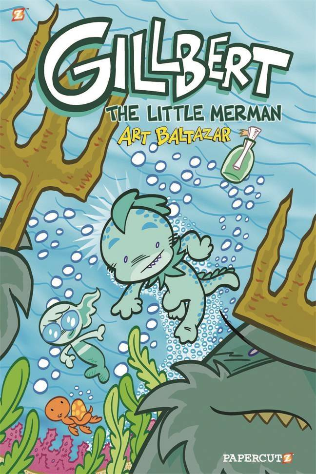 GILLBERT THE LITTLE MERMAN VOL 01 TPB