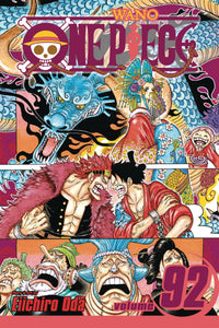 ONE PIECE MANGA TPB VOL 92