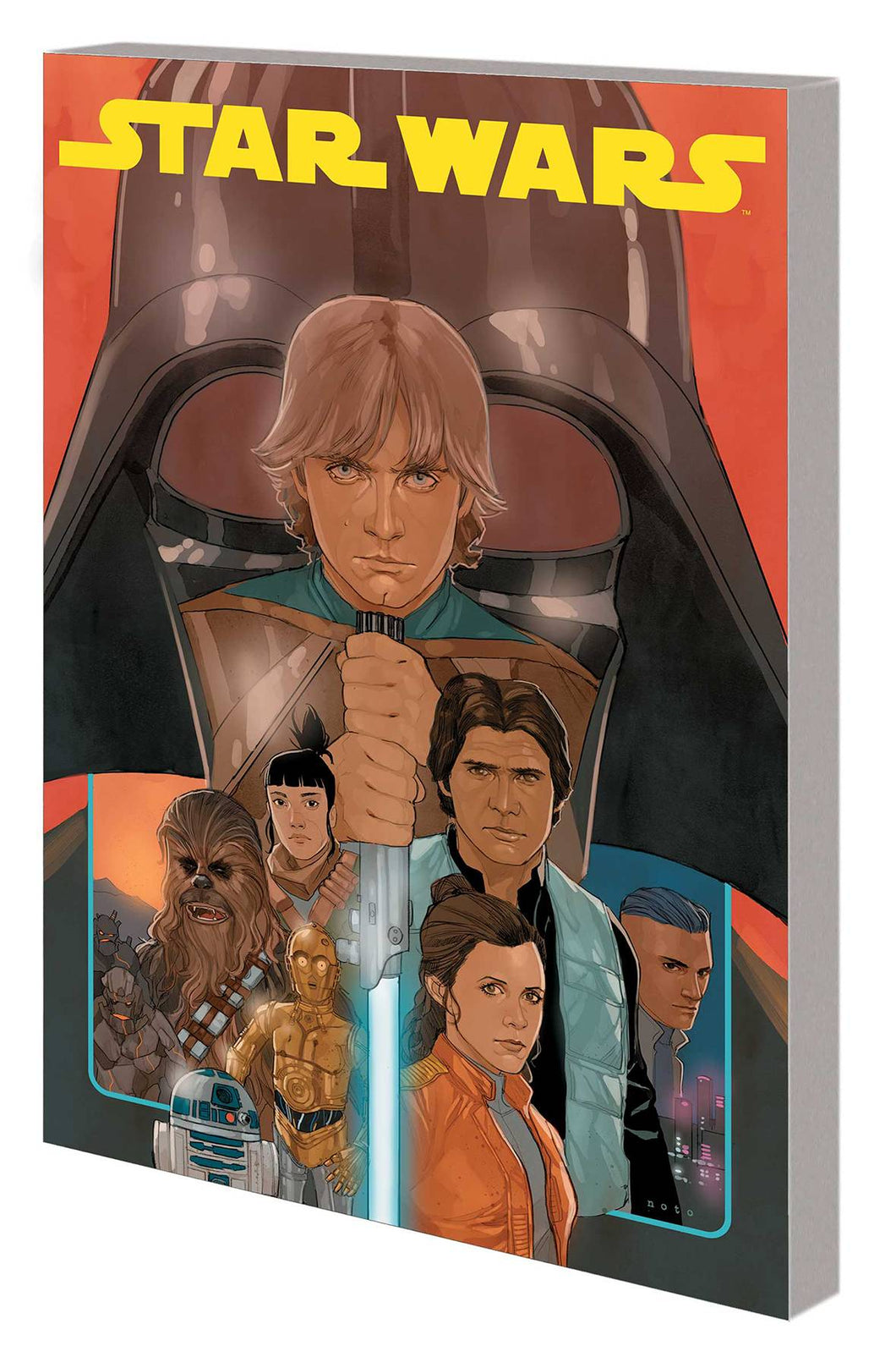 STAR WARS: ROGUES AND REBELS TPB VOL 13